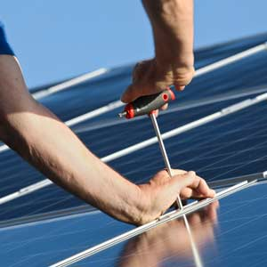 Solar Panel Workmanship