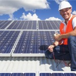 home solar panels professionals